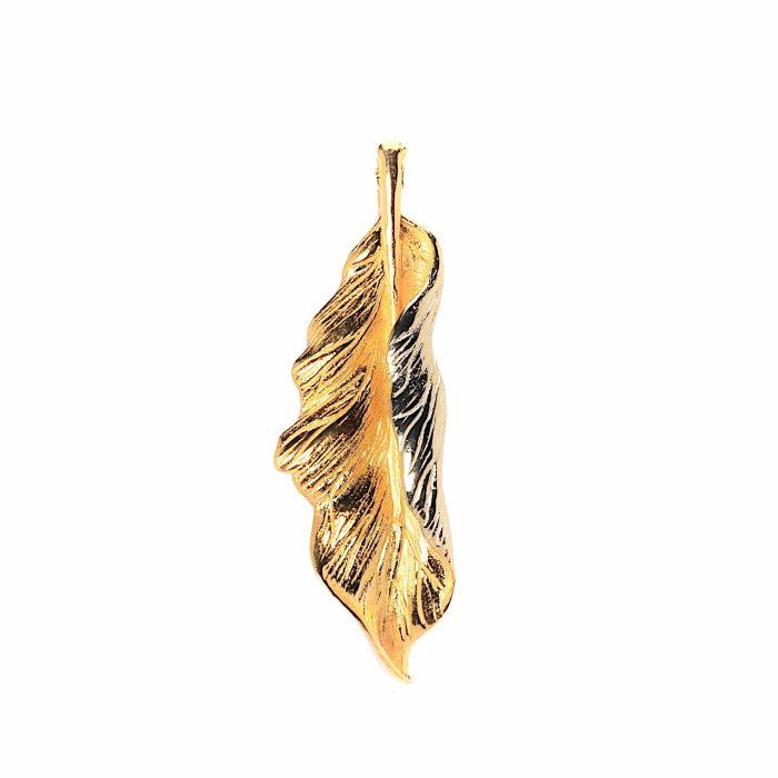 A.Brask - Anheng av eikeblad - Smykker
